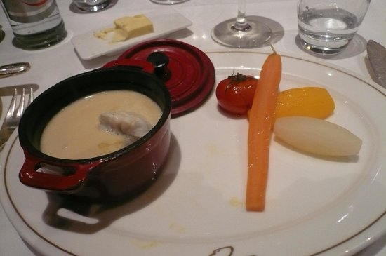 Hotel Saint Nicolas & Spa: lekker eten