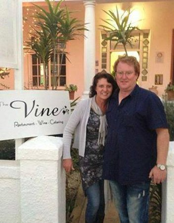 The Vine: Santie and Karl