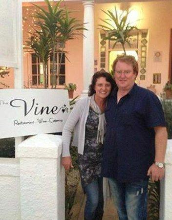 The Vine : Santie and Karl
