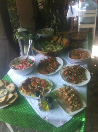 The Vine: Catering