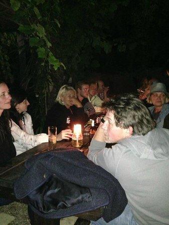 The Vine : Evening drinks