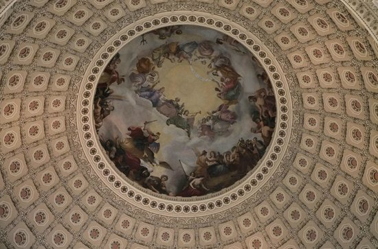 U.S. Capitol Visitor Center: Story Begins
