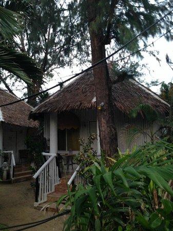 La Reserve Beach Hotel : Наше жилище