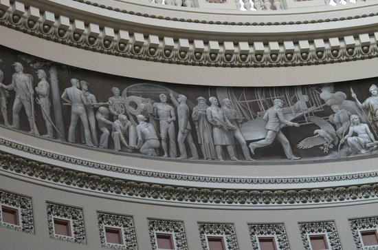 U.S. Capitol Visitor Center: Story continues