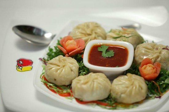 PEPPERS - The Food Court: Momos/Dim-sums
