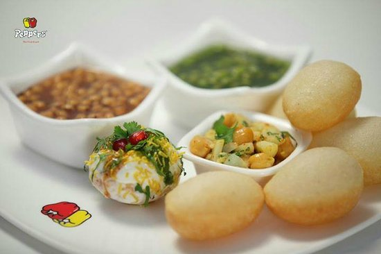 PEPPERS - The Food Court: Spcl Paani Poori