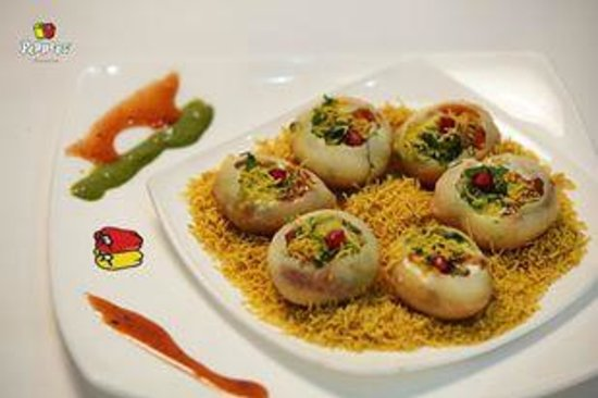 PEPPERS - The Food Court: Dahi- Batata- Poori