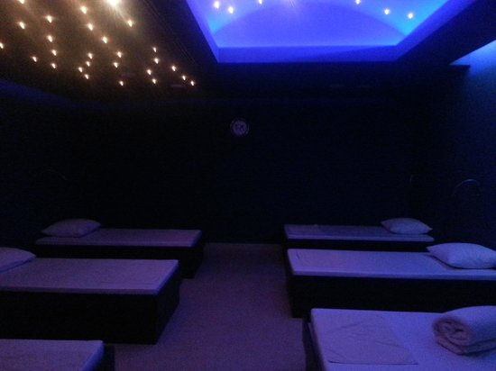 Hotel Galleria: Relax room at Welness center