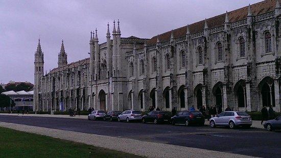 Mosteiro dos Jerónimos (Hieronymuskloster): Monastery outside