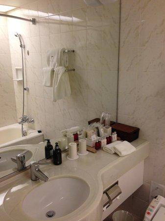 Park Hotel Tokyo : Ванная комната