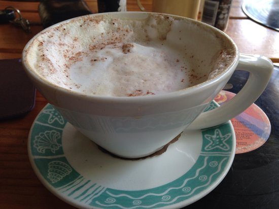 Potter's Place : The Mega Cuppachino - worth it