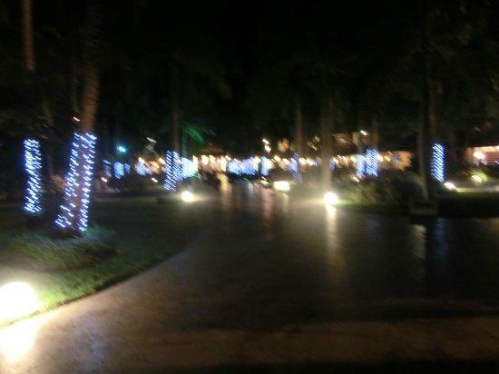 Dreams Palm Beach Punta Cana: Chrismas Deko