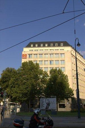 Adagio Vienna City: Hotel