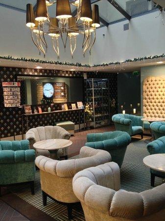 La Prima Fashion Hotel : Lobby