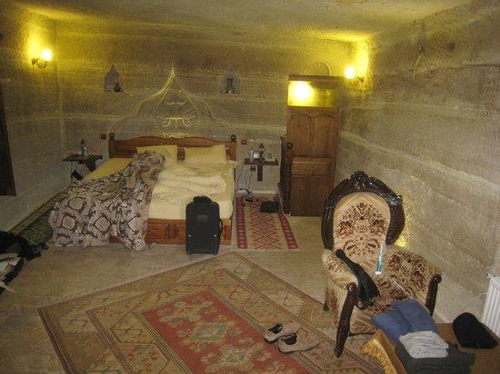 Chelebi Cave House : Sakura Room -- Interior
