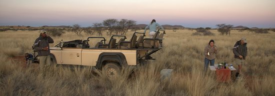 Tswalu Kalahari Game Reserve, แอฟริกาใต้: Beautiful lanscapes