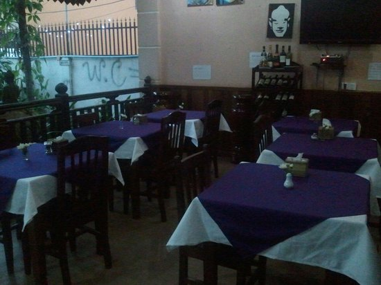 Jeanie's Cafe: Great spot for a relaxed dinner!