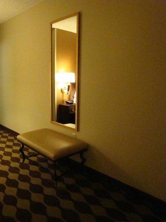 Radisson Hotel Seattle Airport : 1st sitting area