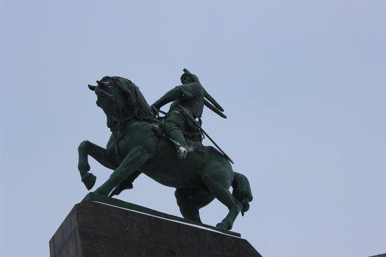 Salavat Yulaev Monument : Памятник