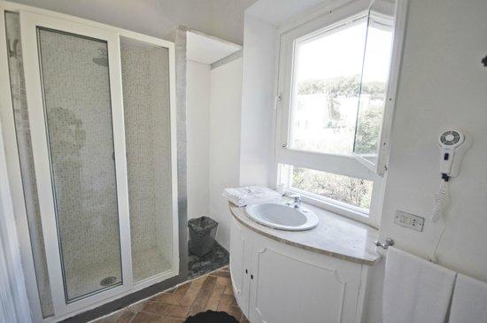 Residenza Le Rose Villa d'Arte : bathroom