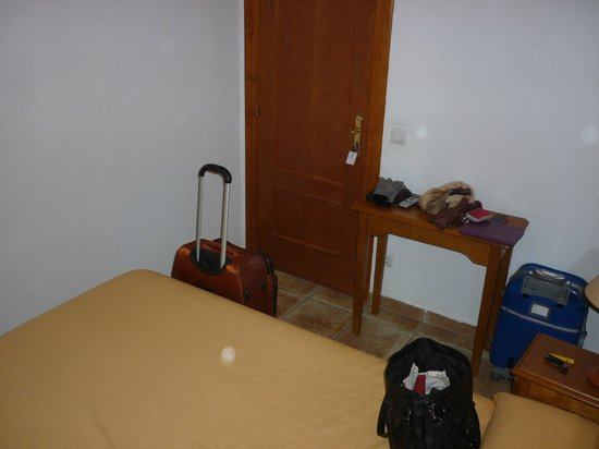Hostal El Rincón: Habitación doble