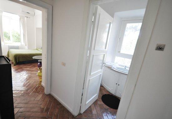 Residenza Le Rose Villa d'Arte : interior view