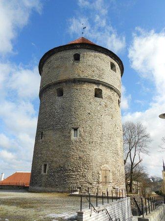 Кик-ин-де-Кёк: Башня
