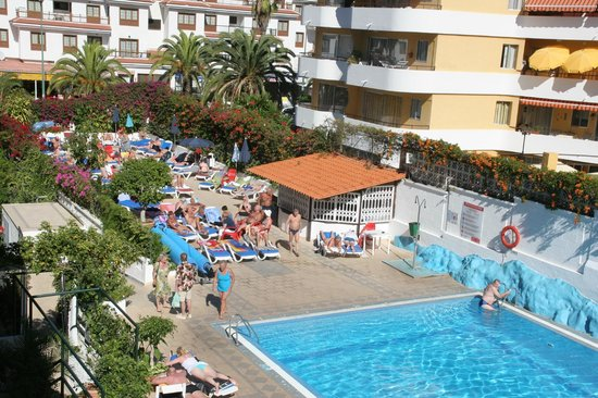 Apartments Pez Azul: pool