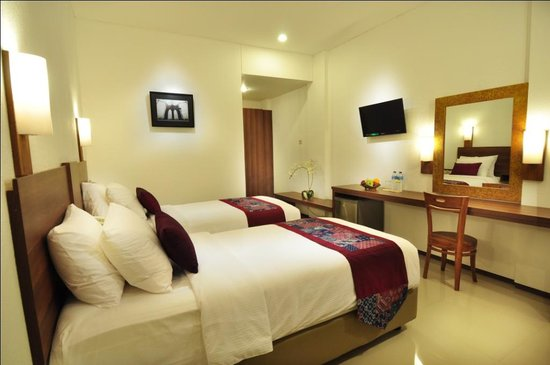 dLima Hotel and Villa : Superior Twin