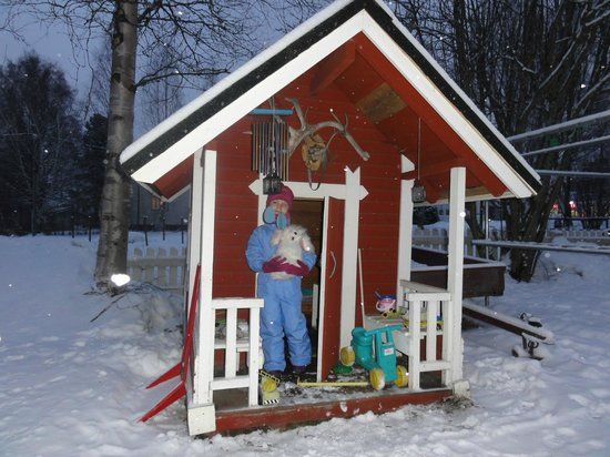 B&B Kotitie: play house for kids