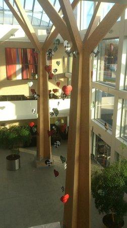 Hotel Opus Horsens: lobby