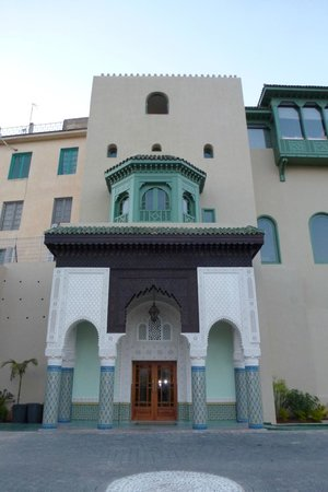 Palais Faraj Suites & Spa : Entrée