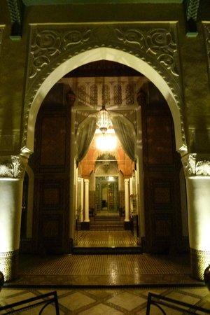 Palais Faraj Suites & Spa: Couloir