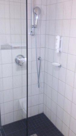 Holiday Inn Luebeck : shower