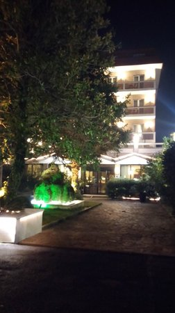 Pinewood Hotel: Вид снаружи