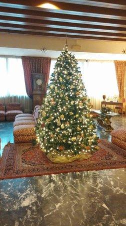 Pinewood Hotel: Холл