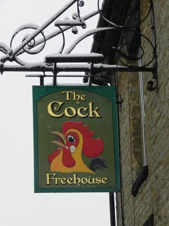 The Cock at Roade: ....your local village pub !