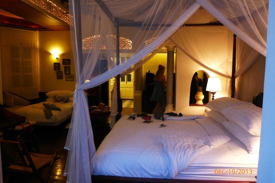 The Luang Say Residence : Bedroom