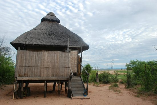 Rhino Safari Camp : Rooms with gorgeous views!