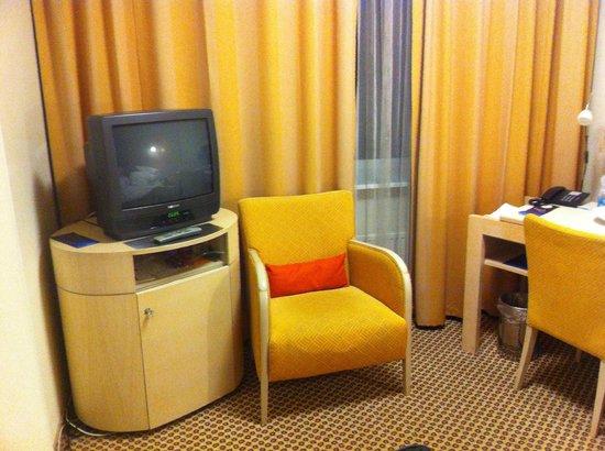 Radisson Blu Hotel Olumpia: Номер