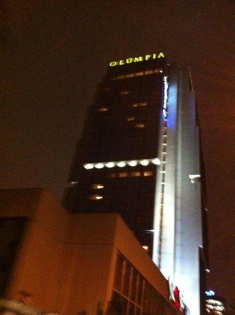 Radisson Blu Hotel Olumpia: Здания отеля