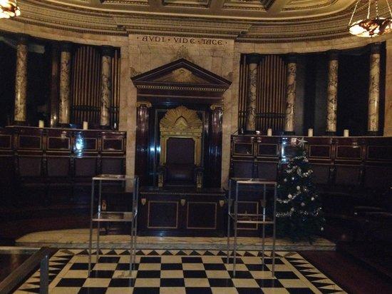 Andaz London Liverpool Street: Three masons temple