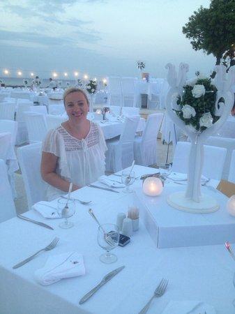 Club Med Kemer: Белая ночь