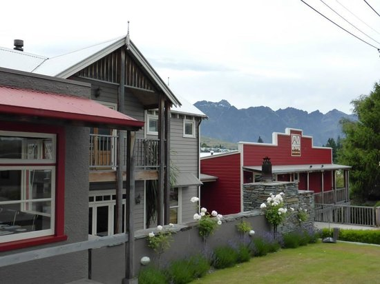 The Dairy Private Hotel: The Dairy, Queenstown