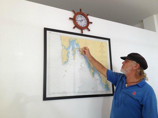 Phuket Sail Tours: The CAPTAIN himself