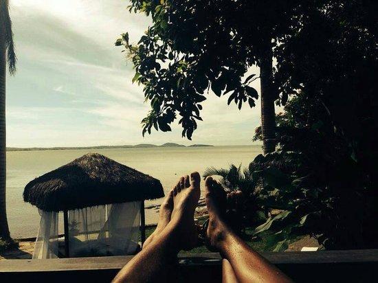 Martin Pescador: Um bom lugar para relaxar