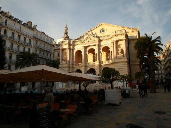 Opéra de Toulon : L'operà