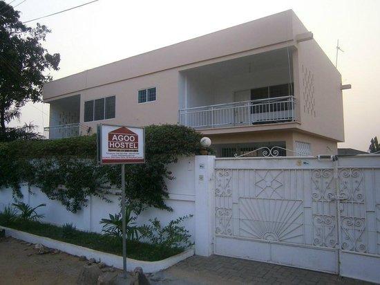 Agoo Hostel building