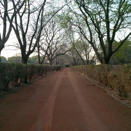 Sondela Nature Reserve Accommodation : Entrance to guest house
