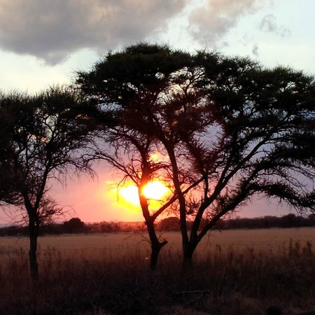 Sondela Nature Reserve Accommodation: Local sunset
